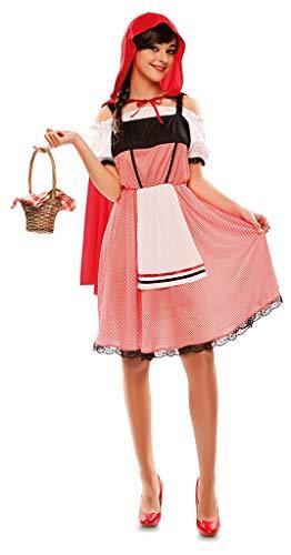 Enter-Deal-Berlin Damen Kostüm Rotkäppchen Größe 42 (M/L)