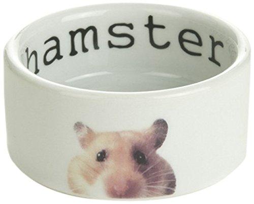 Beeztees Snapshot Mangeoire en Céramique pour Hamster...
