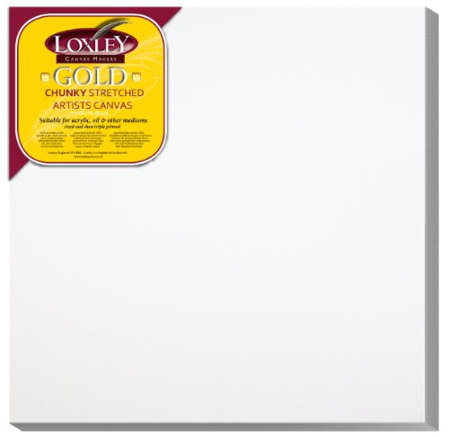 loxley-gold-14-x-14-35-x-35-cm-a-bords-epais-profondeur-37-mm-toile-dartiste-tendue-carree-appretee