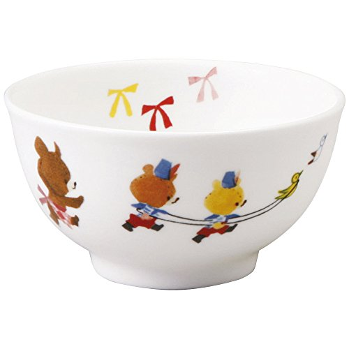 Narumi Kumanogakkou (gamme, lave-vaisselle disponibles) bol de riz [l'enfant] vaisselle en c?ramique 41027-3761 (japon importation)
