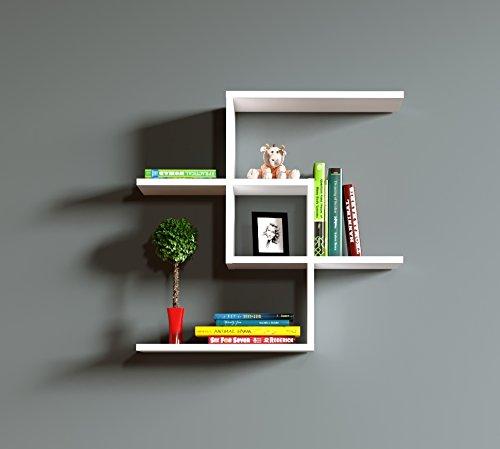 Wandregal modernes design  Homidea Bücherregal - Infos und Empfehlungen - Regalsysteme Info