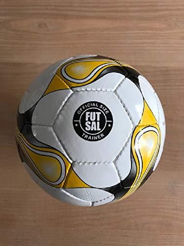 Maxelle Sports Pallone da Calcio Futsal Misura 4