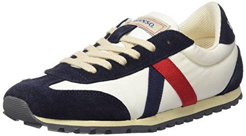 El Ganso M R Walking Clásica, Zapatillas de Deporte Unisex Adulto, Blanco (Blanca), 36 EU