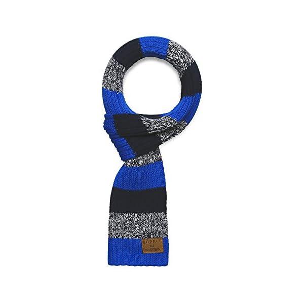 Esprit Foulard Bufanda, Azul (Ink), Talla única para Niños