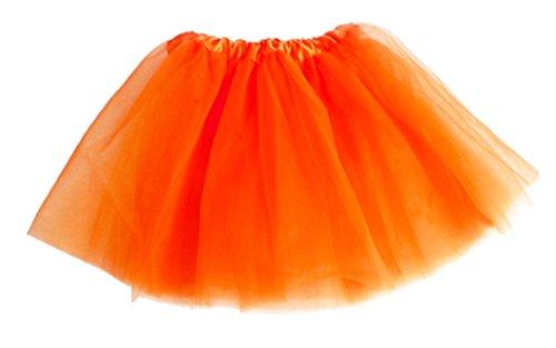 KINDER 3 lagig Tütü Tüllrock Petticoat Ballettrock Ballett -
