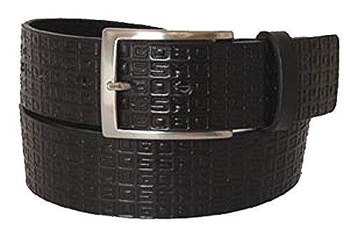 BOSS Ceinture homme universal belt leather black 36