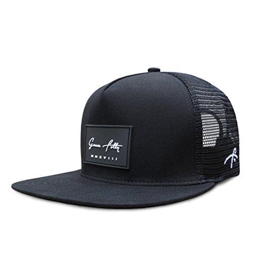 cc6d631fa9d8e Grace Folly Trucker Hat for Men   Women. Snapback Mesh Caps