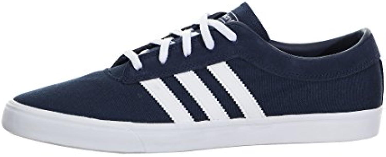 adidas   Herren Sneaker Blau Blau / Weiß