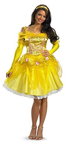 Kostüm Belle Sassy - Disguise Costumes Disney Beauty und The Beast Sassy Belle Kostüm