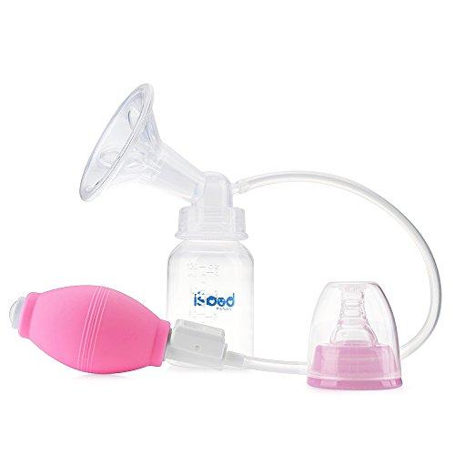 Manuelle Massage Milchpumpe Stillen Flasche Sicherheit PP Material Milch Collector