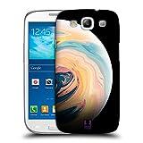 Head Case Designs Pastell Acryl Giessende Planeten Ruckseite Hülle für Samsung Galaxy S3 III I9300