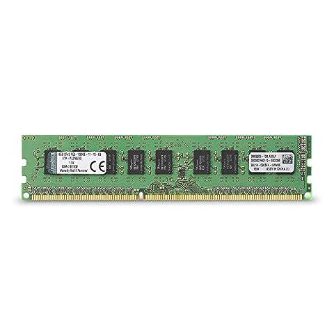 Kingston - KTH-PL316E - Mémoire RAM 8 Go, 1600 MHz, DDR3, 1.5 V