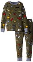 Hatley Boy's Ovl Fun Bugs Pyjama Set