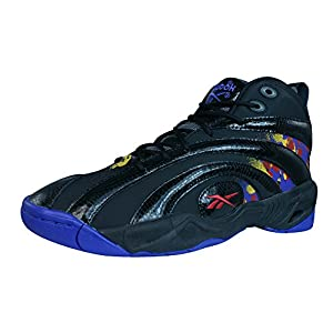 41 R7R7wQwL. SS300  - reebok shaqnosis OG mens hi top basketball trainers V61028 sneakers shoes