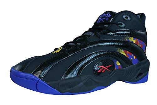 41 R7R7wQwL - reebok shaqnosis OG mens hi top basketball trainers V61028 sneakers shoes