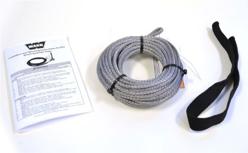 Service Manual-kit (WARN 73599 Synthetic Rope Service Kit by Warn (English Manual))