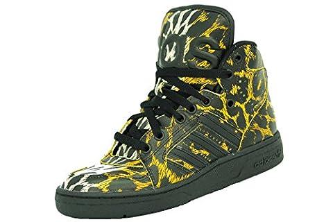 Adidas JS Instinct Hi Leopard D65985 Damen Sneaker / Freizeitschuhe Schwarz 40 2/3