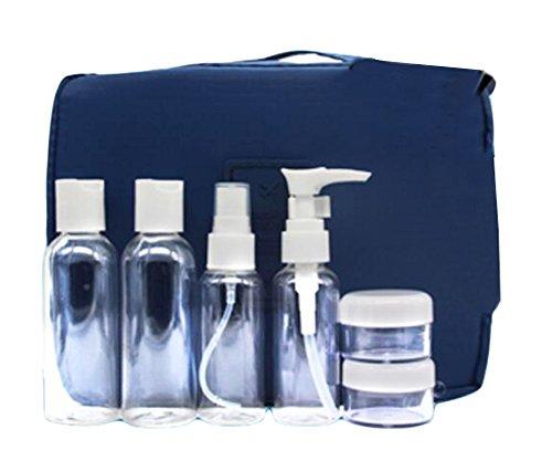 Exquis cosmétiques bouteilles Bouteille d'applicateur-05(Ensemble de sept)