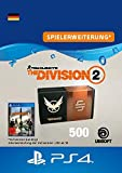 Tom Clancy's The Division 2 - 500-Premium-Credits-Paket - 500 Credits DLC | PS4 Download Code - deutsches Konto
