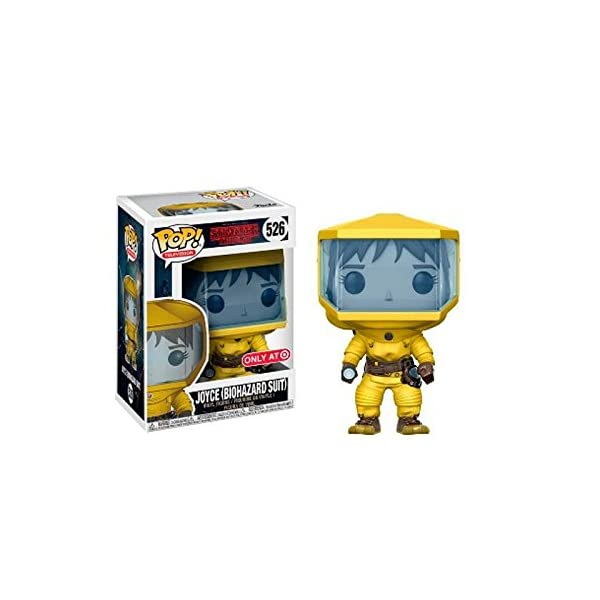 Funko Pop Joyce con traje de riesgo biológico (Stranger Things 526) Funko Pop Stranger Things