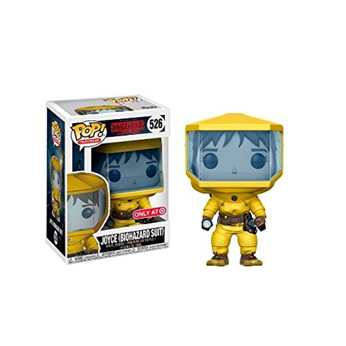 Funko Pop! Stranger Thing - Joyce BioHazard Suit