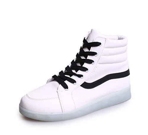 Unbekannt, Sneaker donna 44 Männer Weiße
