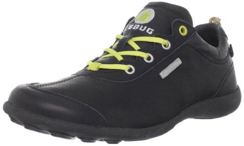 Icebug EStilo C9901A - Zapatillas de cuero unisex, Negro (Schwarz (Black)), 36