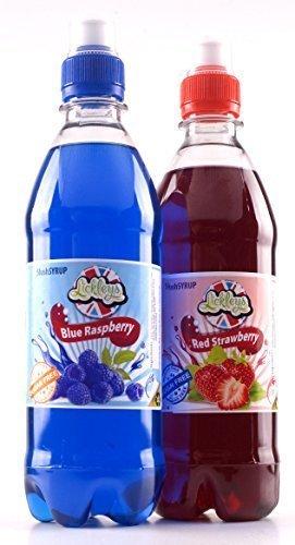 doppelpack-von-500ml-zuckerfrei-blau-himbeere-und-erdbeere-slurpee-sirupe-dit-slush