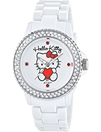 Hello Kitty Mädchen-Armbanduhr Kids JHK9904-18 Analog Quarz