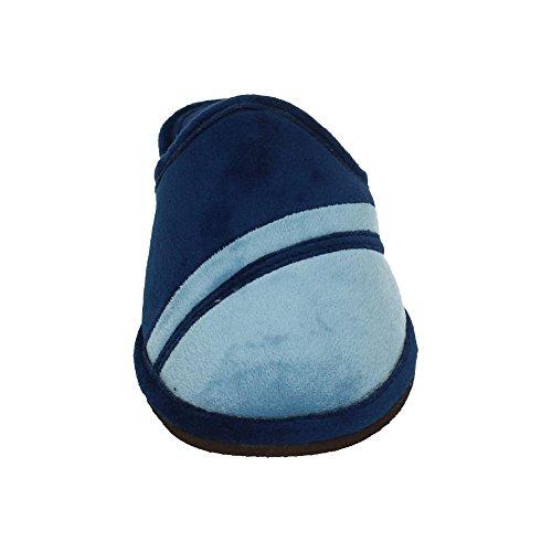 VANITY, Pantofole donna Blu