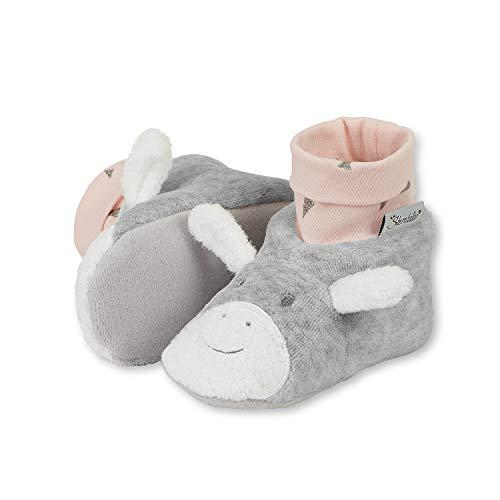 h Emmi Girl mit Bändchen für Mädchen, Alter: 4-6 Monate, Größe: 16, Farbe: Silber, Art.-Nr.: 2101878 ()