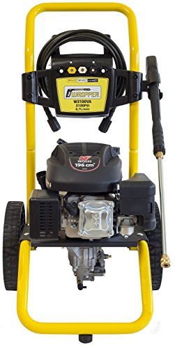Wassper Pressure Washer (3100 PSI 196cc)