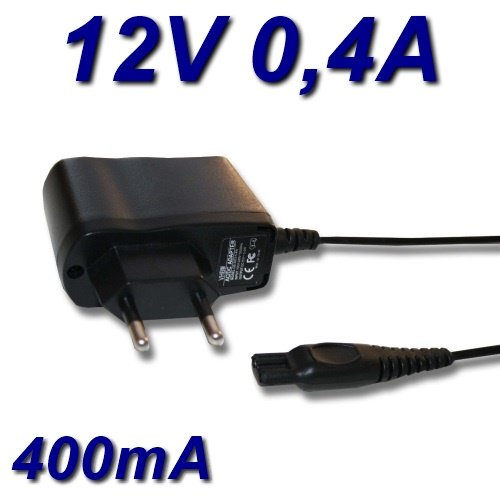 Netzadapter Ladegerät 12V für Braun Rasierer Serie 3310320