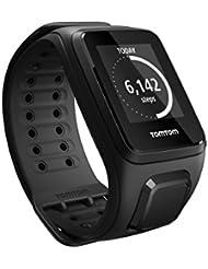 TomTom Spark Multisport Fitness Uhr, schwarz, L, 1RE0.002.01