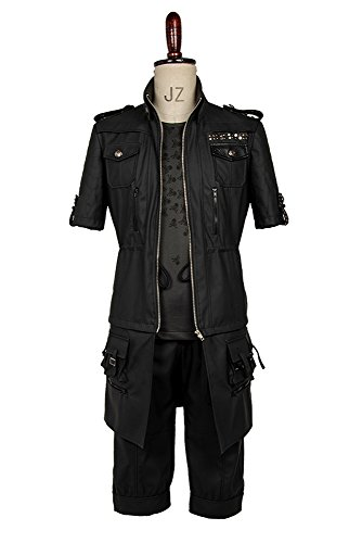 Presell Final Fantasy XV Noctis Lucis Caelum Outfit Cosplay Kostüm Herren S (Noctis Lucis Caelum Kostüm)