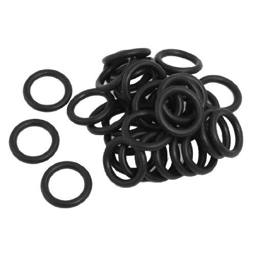 50Stück Flexible Nitrilkautschuk O-Ringe Scheiben Seal 14mm x 20mm x 3mm (20 Seal)