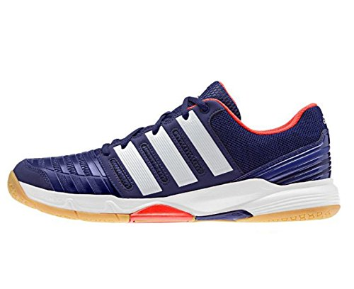 buy popular aed5f 7eda4 adidas Performance Court Stabil 11 B39838, Handballschuhe  BLACK1CHALK2LGTSCA