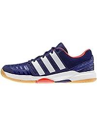 Adidas Stabil 11 Zapatilla de Sala Caballero, Púrpura, 42