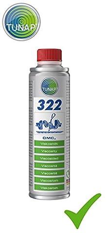 TUNAP 322 ÖLSTABILISATOR Öl Viskositäts-Stabilisator Ölverbrauch Ölverlust Stop 300
