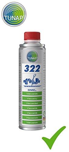 TUNAP 322stabilizzatore oelstabilisator Olio viskositaets oelverbrauch oelverlust Stop 300ML