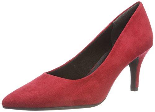 MARCO TOZZI 2-2-22452-31 500 Scarpe con Tacco Donna, Rosso (Red), 38 EU