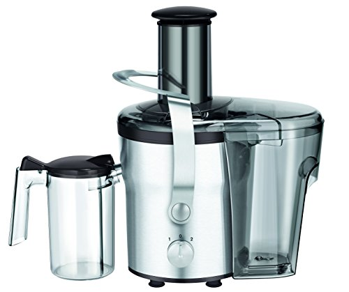 electrolux esf2000 perfect juice centrifuga in acciaio inox, inossidabile