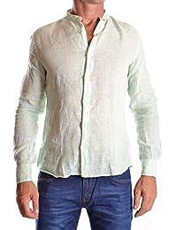 Altea Camicia Uomo MCBI26288 Cotone Verde eb36e85d5ac