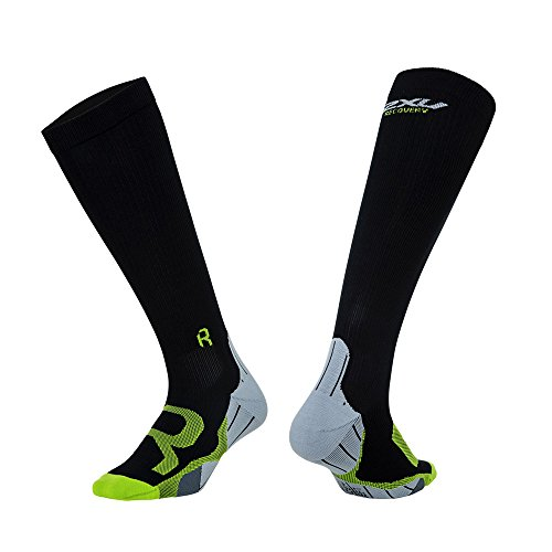 2XU Recovery Kompression Socken G2 - AW17 - Small (Socken Gradient Compression)