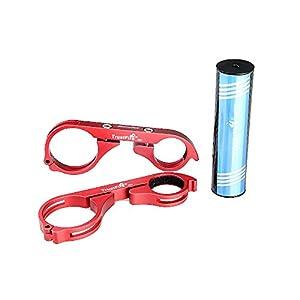 41 RNm%2BD1FL. SS300 Trustfire Garmin Edge Supporto di Montaggio per Bicicletta/MTB/Bici,in Fibra di Carbonio--Può essere usato per l…