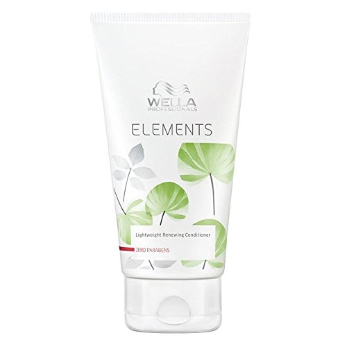 Wella Elements sanfter stärkender Conditioner, 1er Pack, (1x 0,2 L) (Shampoo Elements Wella)