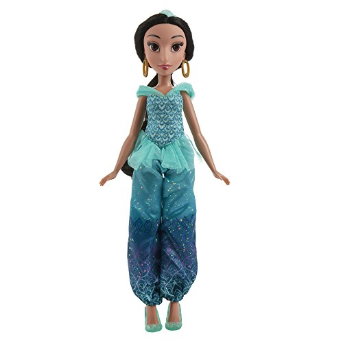 Disney Princess Muñeca, Color Azul (Hasbro B5826ES2)