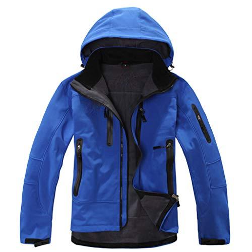 Kostüm Mann Gipsy - Herren Lässige Reversjacke, Männer Herbst Casual Fashion Patchwork Farbe Reißverschluss Plus Size Jacke Mantel