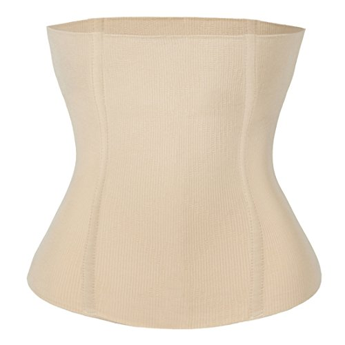 DODOING Damen Taille Trainer Cincher Korsett Bauchgurt Tailenmieder Figurformer Waist Training Unterbrust Korsett Bauchweggürtel -