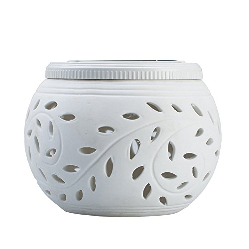 Cheng Xiao Outdoor Solar Lichter, Farbwechsel Nachtlicht, kabellos Zaun Lichter für Garten, Tisch, Terrasse, (Innendekorationen Halloween)